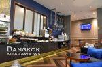 バンコクエアウェイズ スワンナプーム空港 国際線 Blue Ribbon Lounge ビジネスクラスラウンジ