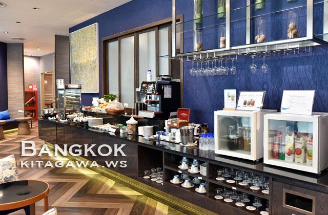 Bangkok Airways Blue Ribbon Lounge Bangkok