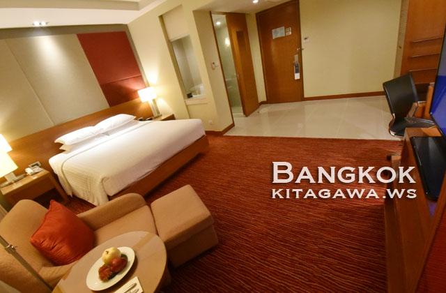 コートヤードバンコク ホテル宿泊記