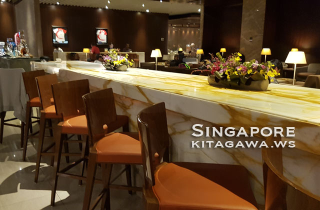 Singapore Airlines SilverKris Lounge
