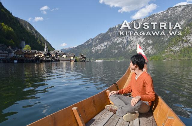 オーストリア旅行記 ハルシュタット観光