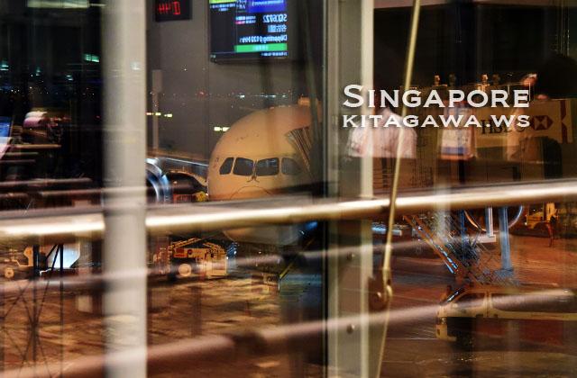 シンガポール航空 搭乗記ブログ