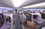 シンガポール航空B787-10ビジネスクラス搭乗記