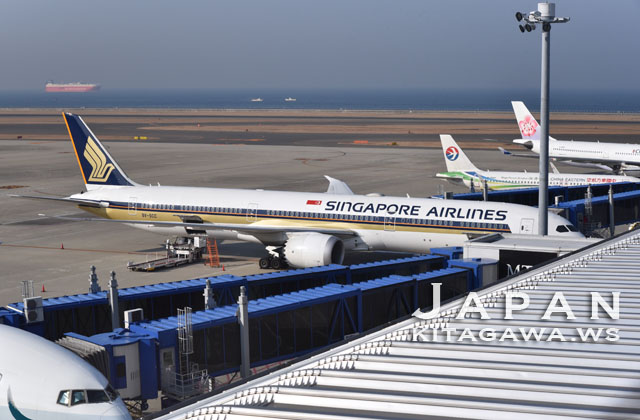 Singapore Airlines B787-10