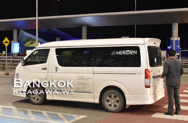 バンコク空港送迎