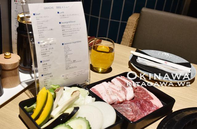 沖縄マリオット BBQ