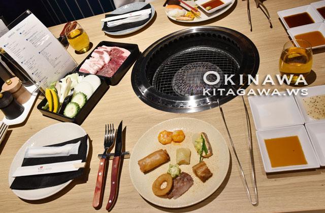 沖縄マリオット 焼肉
