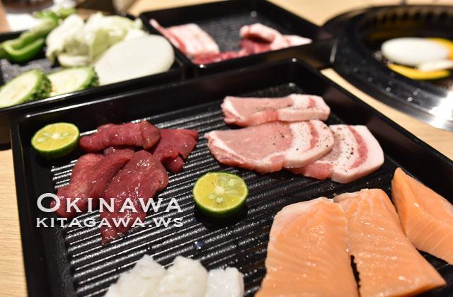 沖縄マリオット ディナー