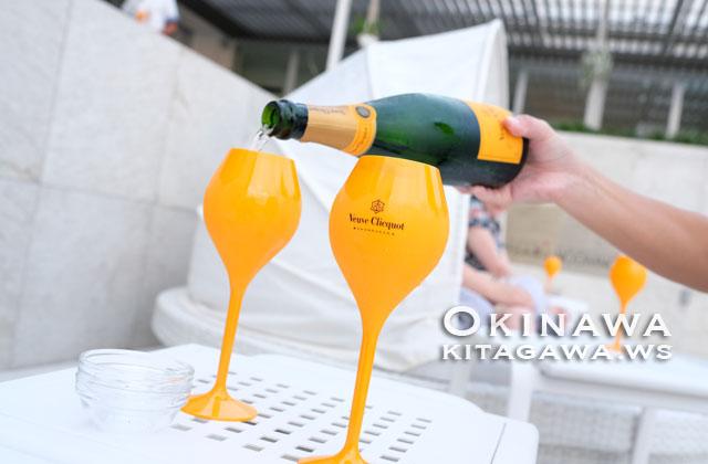 ヴーヴクリコ シャンパンディライト