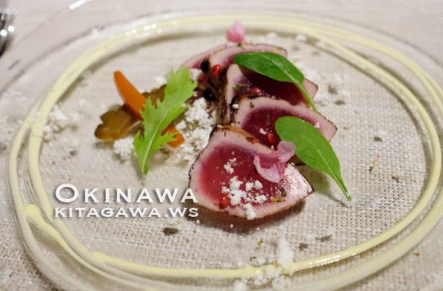 イラフSUI沖縄宮古 ディナー