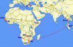 アフリカ旅行記ブログ