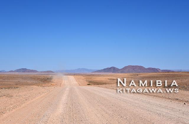 ナミビア 旅行 レンタカー