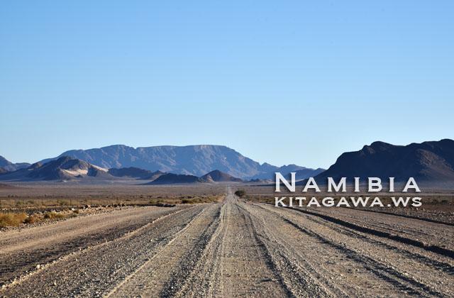 ナミブ砂漠 レンタカー 旅行
