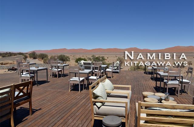 Kulala Desert Lodge Restaurant