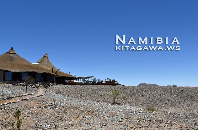 ナミブ砂漠 絶景リゾート