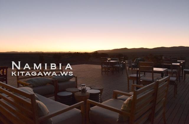 ナミブ砂漠 旅行記ブログ