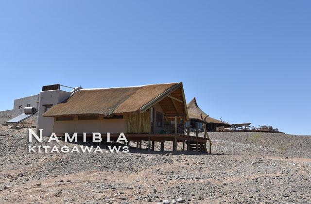 クララデザートロッジ Kulala Desert Lodge