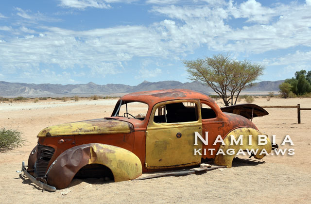 Solitaire Namibia