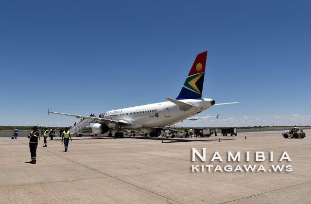 南アフリカ航空 A320-200