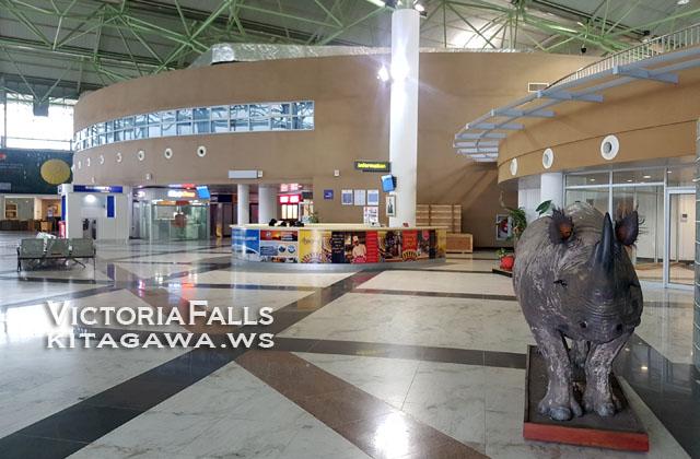 ビクトリアフォールズ空港