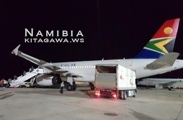 サウスアフリカンエアウェイズ搭乗記ブログ