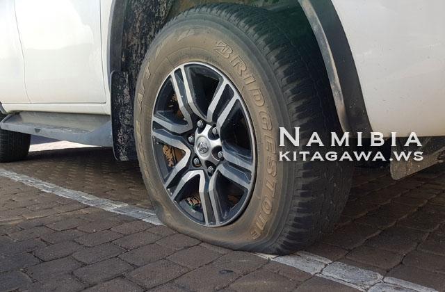 ナミビア パンク