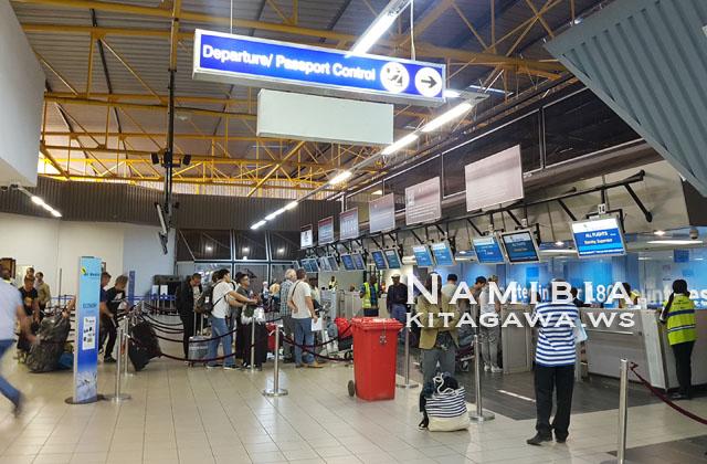 ウィントフック ホセアクタコ国際空港