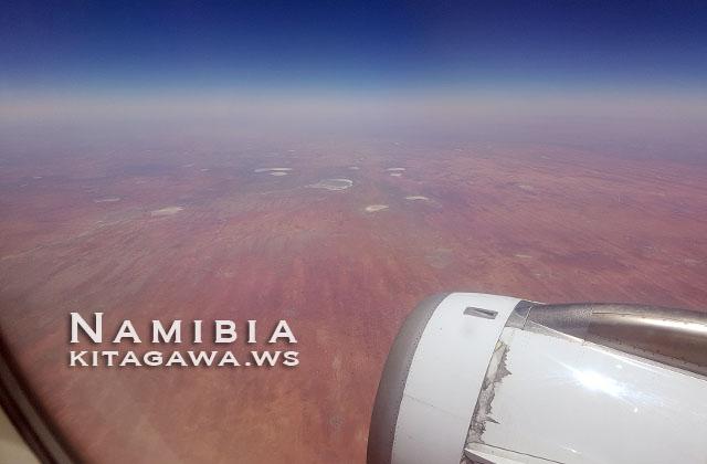 ナミビア旅行記