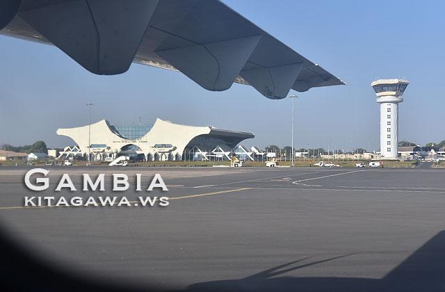 バンジュール国際空港