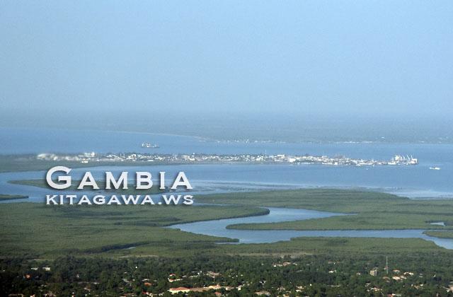 バンジュール Banjul