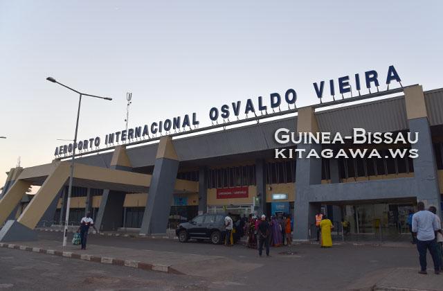 Aeroporto Internacional Osvaldo Vieira