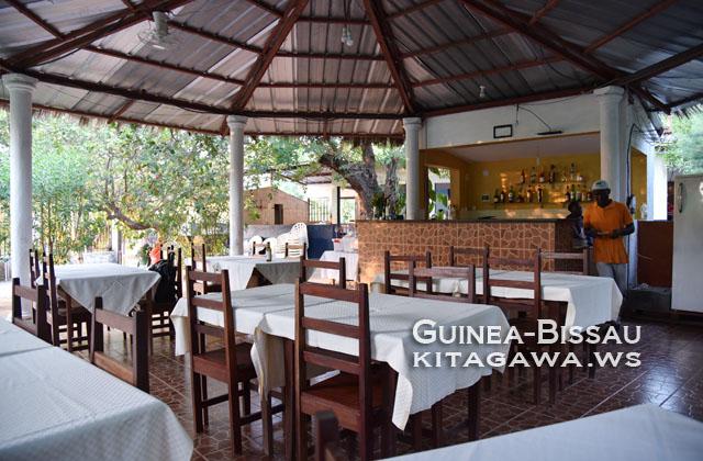 Quinhámel Restaurant GUINEA-BISSAU