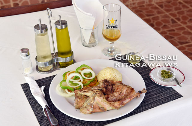 ギニアビサウ料理