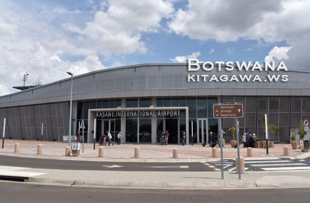 Botswana BBK Airport