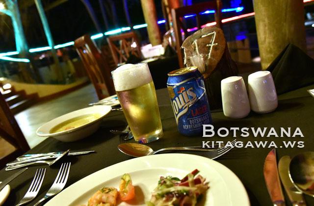 St Louis Botswana Beer