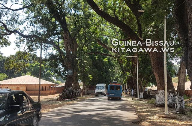 ギニアビサウ旅行