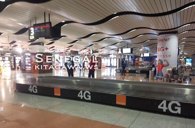 Aéroport International Blaise Diagne