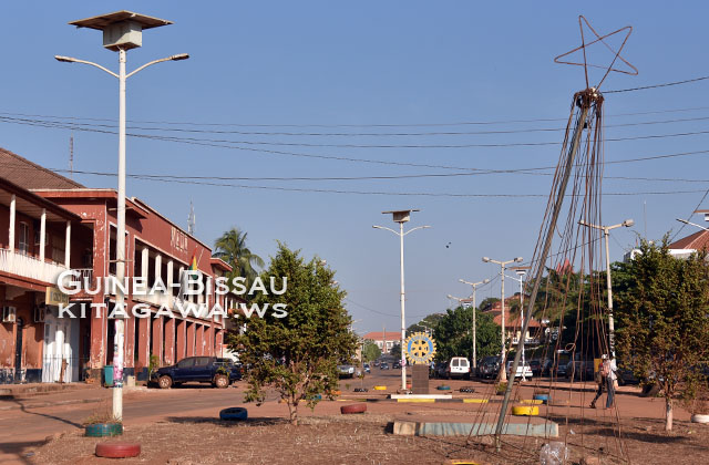 Avenida Amílcar Cabral