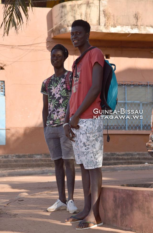 ギニアビサウ旅行記ブログ