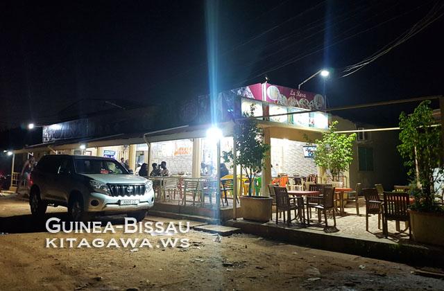 Restaurant Lá Rosa
