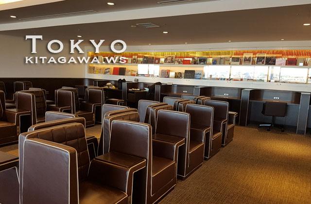 東京国際空港JAL国内線 ダイヤモンドプレミアラウンジ