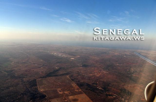 セネガル ダカール空港