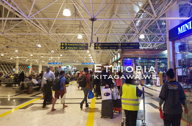 エチオピア ボレ国際空港