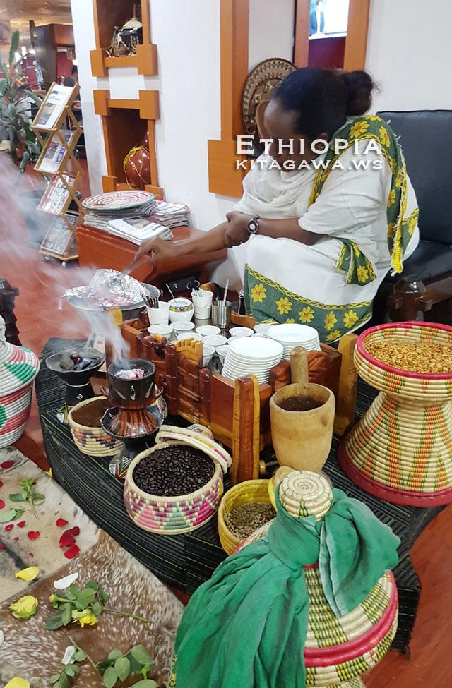 エチオピア航空搭乗記ブログ