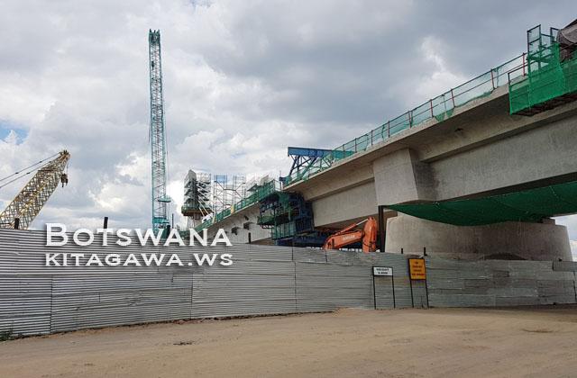 カズングラ橋建設工事