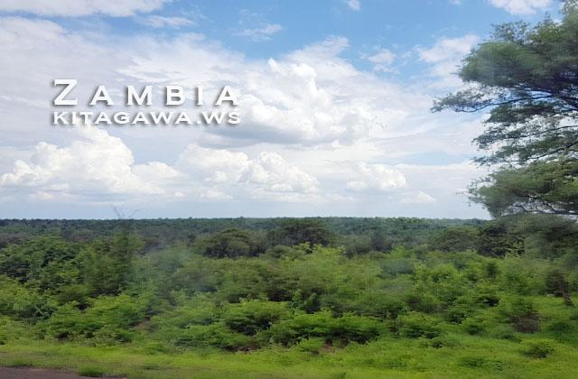 ザンビア旅行記ブログ