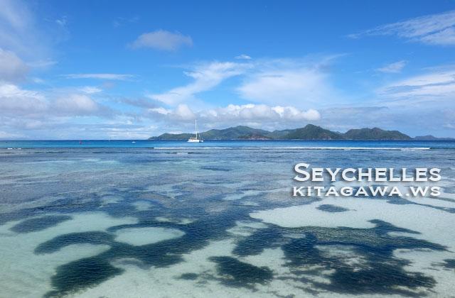 セーシェル プララン島