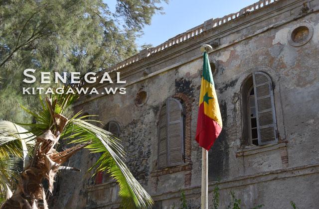 セネガル国旗