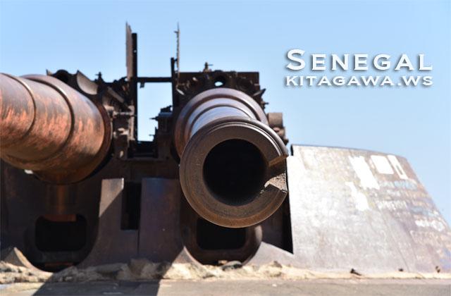 240mm 二連カノン砲