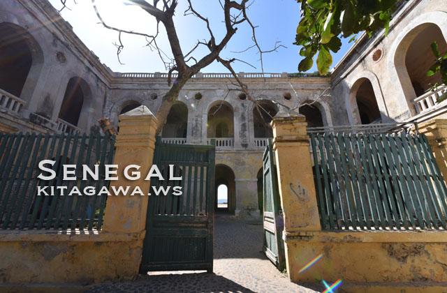 Palais du Gouverneur 知事官邸